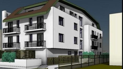 Vanzare teren cu autorizatie de constructie sector 1 Pod Constanta