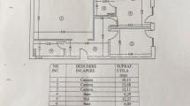 Apartament 3 camere lux cu terasa Bucurestii Noi