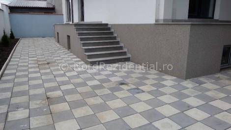 Apartament 3 camere cu curte 111 mp Bucurestii Noi
