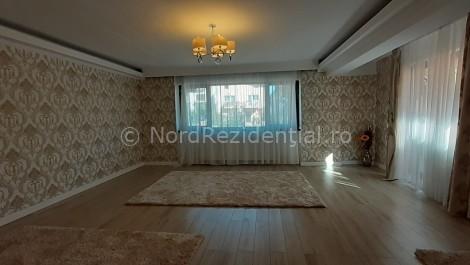 Apartament 3 camere cu terasa Baneasa lac